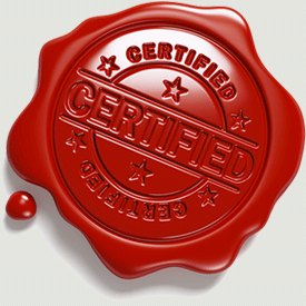 Master networkers seal
